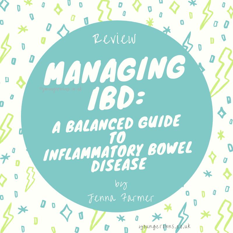 REVIEW: 'Managing IBD: A Balanced Guide to Inflammatory Bowel Disease' by Jenna Farmer