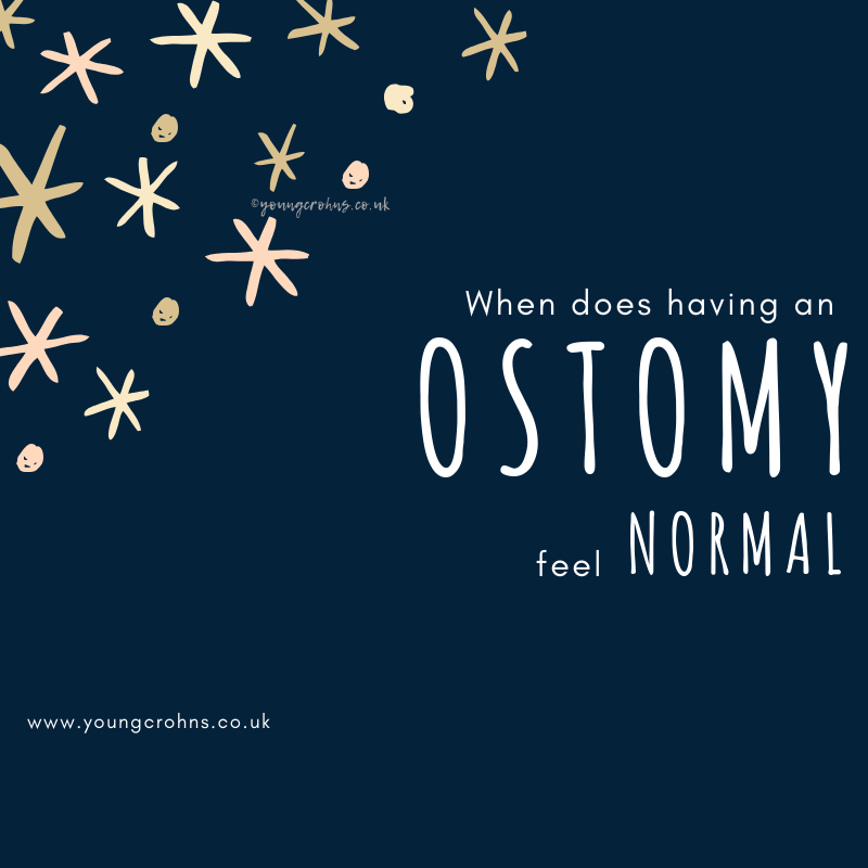 """When Does Having an Ostomy Feel """"Normal""""?"""