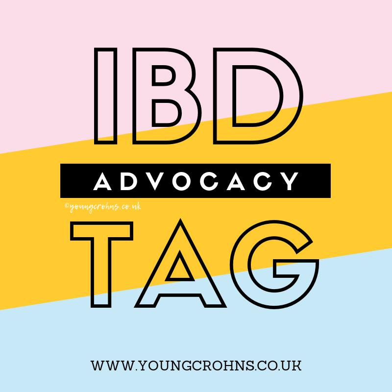 IBD ADVOCACY TAG