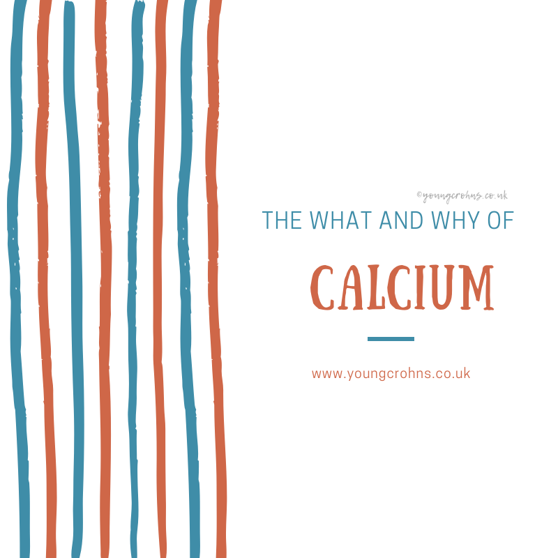 The What and Why: Calcium