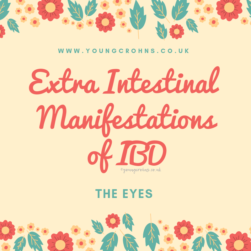 Extra Intestinal Manifestations – The Eyes