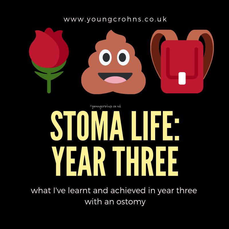 Stoma Life – YEAR THREE
